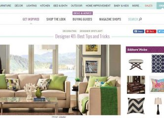 Designer 411: Best Tips & Tricks From Wayfair.com 2