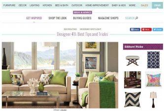Designer 411: Best Tips & Tricks From Wayfair.com 2