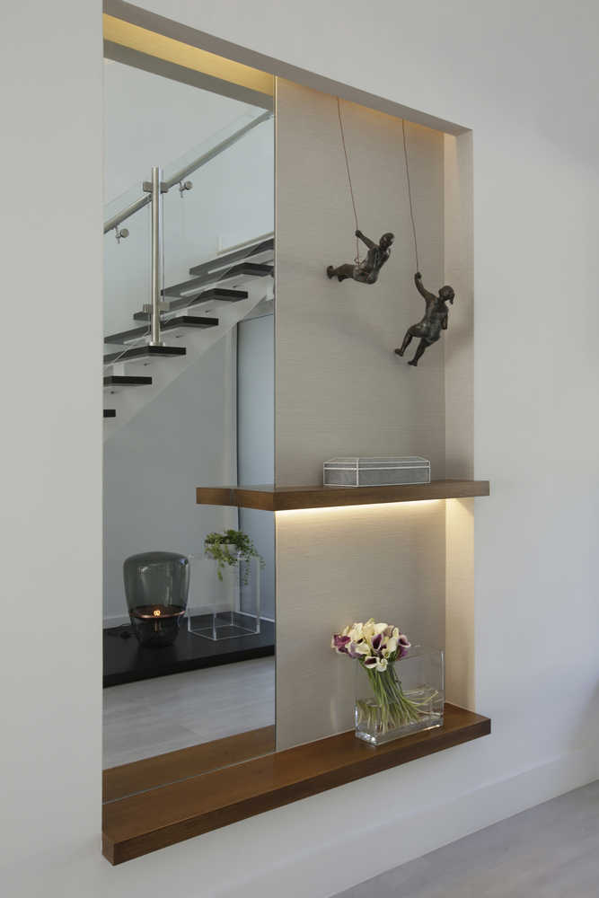 Modern eclectic home residential interior design from for Contemporary eclectic style
