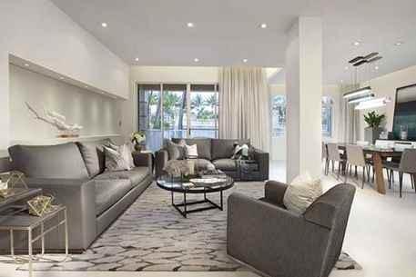 A Contemporary Moody Home