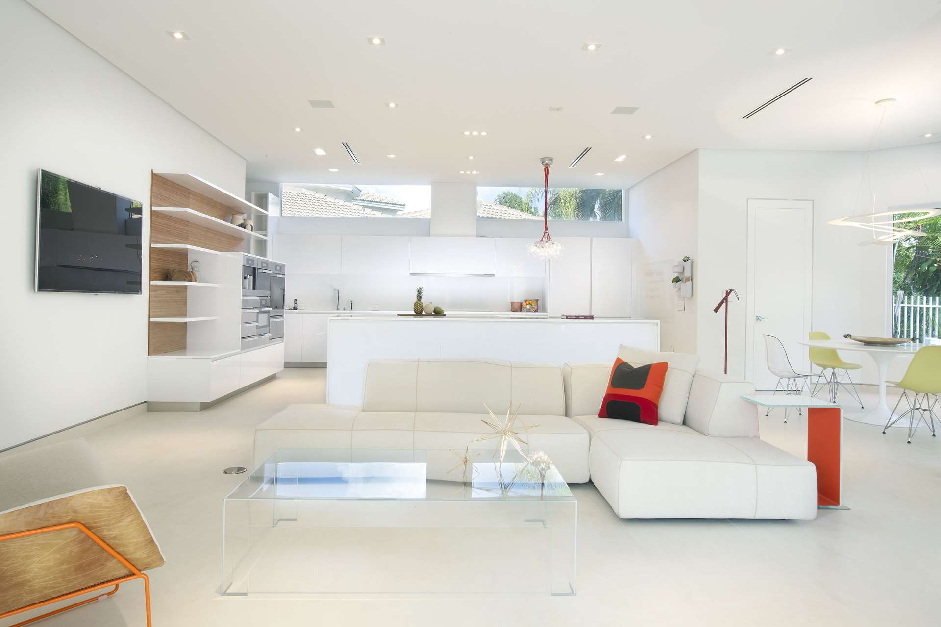 Detailed minimalism by dkor interiors minimalist - Interior lighting design for homes ...