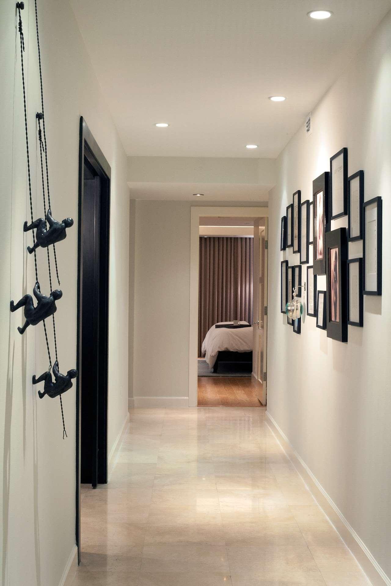 Elegant escape dkor interiors for Interior designs for hallways