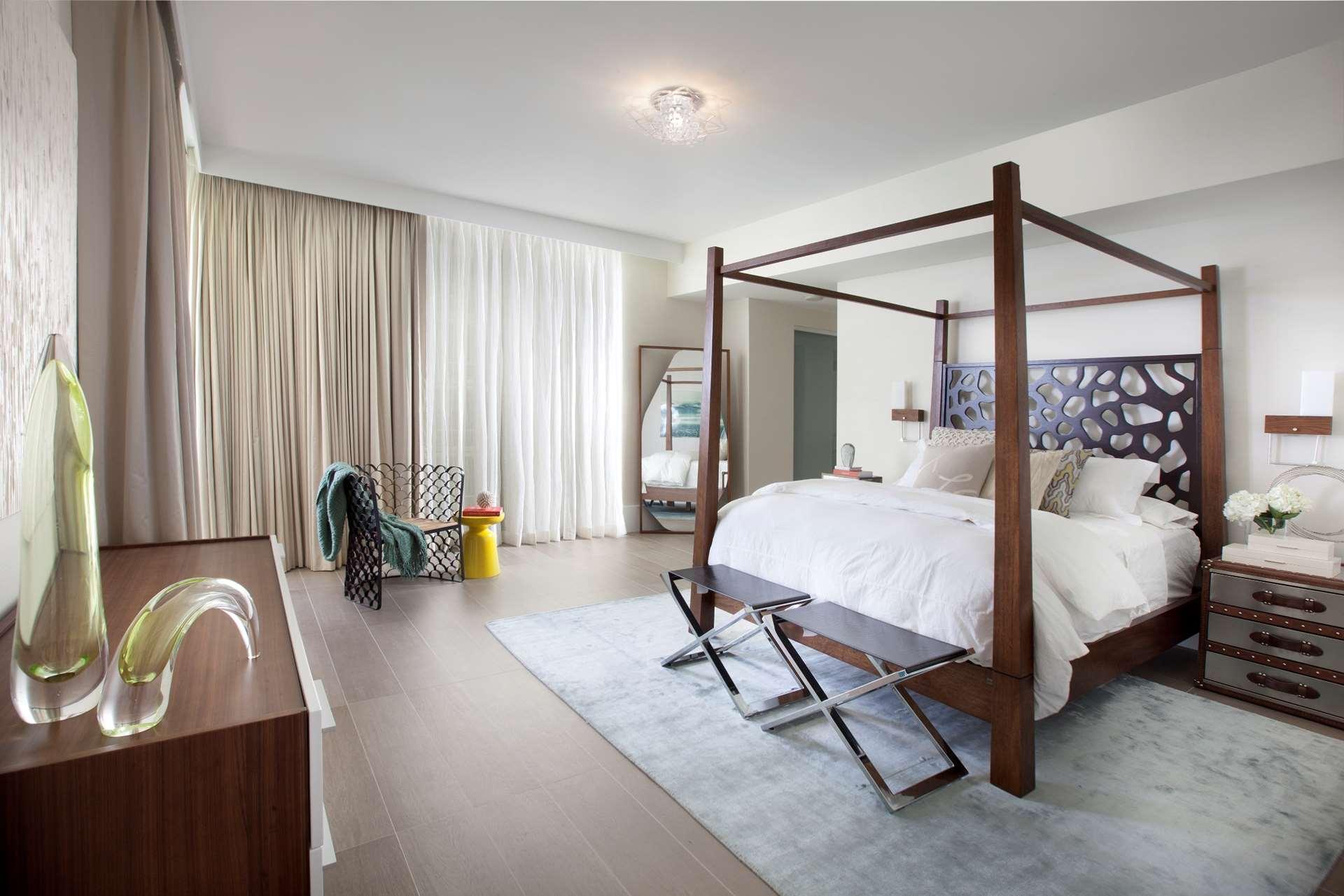 Sophisticated Bedroom Furniture Getaway Dkor Interiors