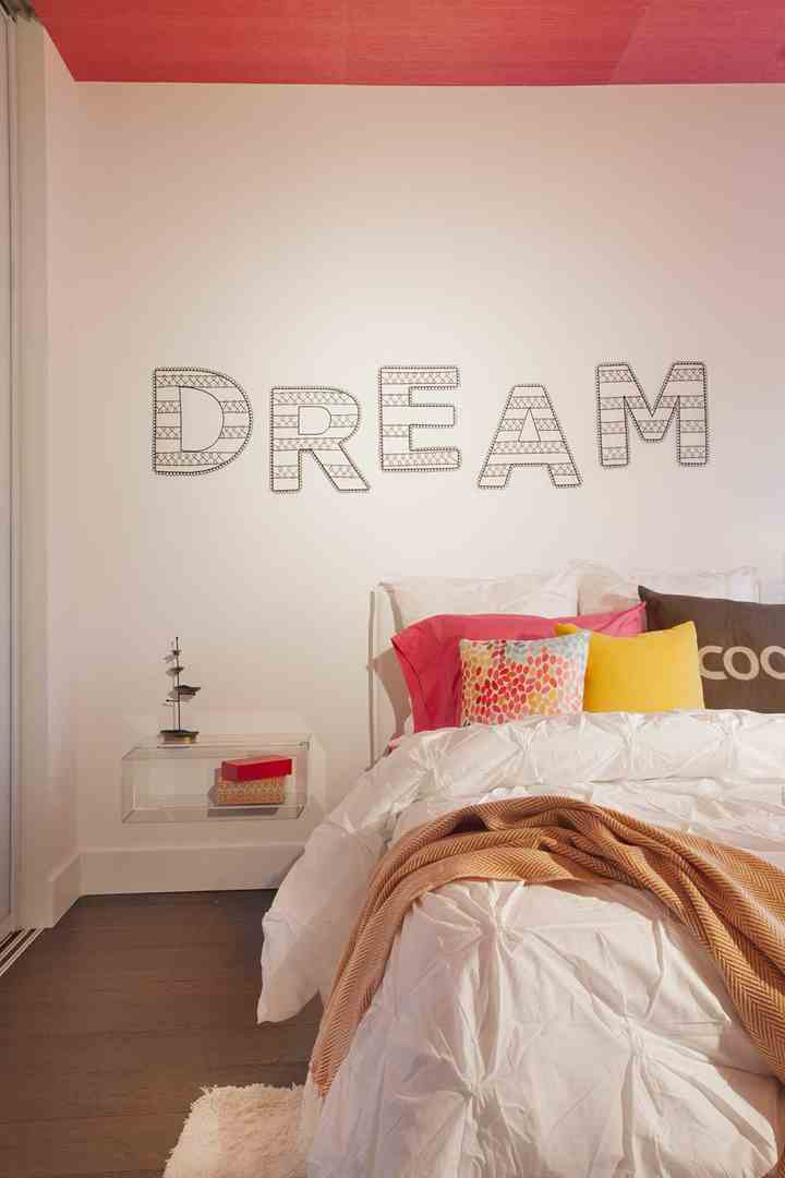 Headboard design by Miami interior designers - DKOR Interiors