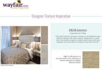 Interior Design Press: Featured On Wayfair.com 2
