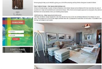 DKOR Voted Among Top Miami Interior Design Firms 6