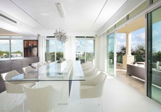 NEW DKOR Interior Design Project Reveal: Contemporary Fort Lauderdale Penthouse