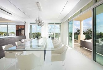 NEW DKOR Interior Design Project Reveal: Contemporary Fort Lauderdale Penthouse 9