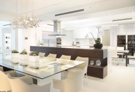 NEW DKOR Interior Design Project Reveal: Contemporary Fort Lauderdale Penthouse 11