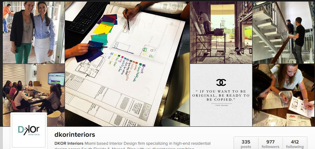 Miami_Interior_Designers_Instagram, Miami based interior design firm