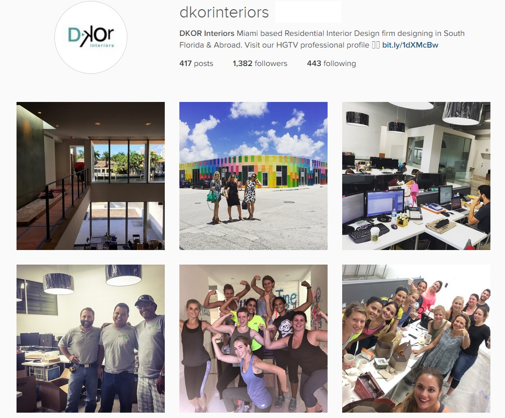Dkor Interiors_Miami_Designers_Instagram International interior design