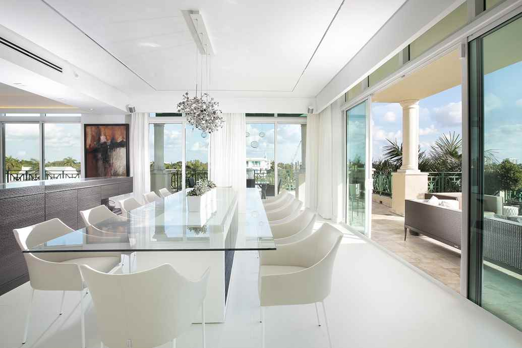Fort Lauderdale Penthouse Interior Design (3)