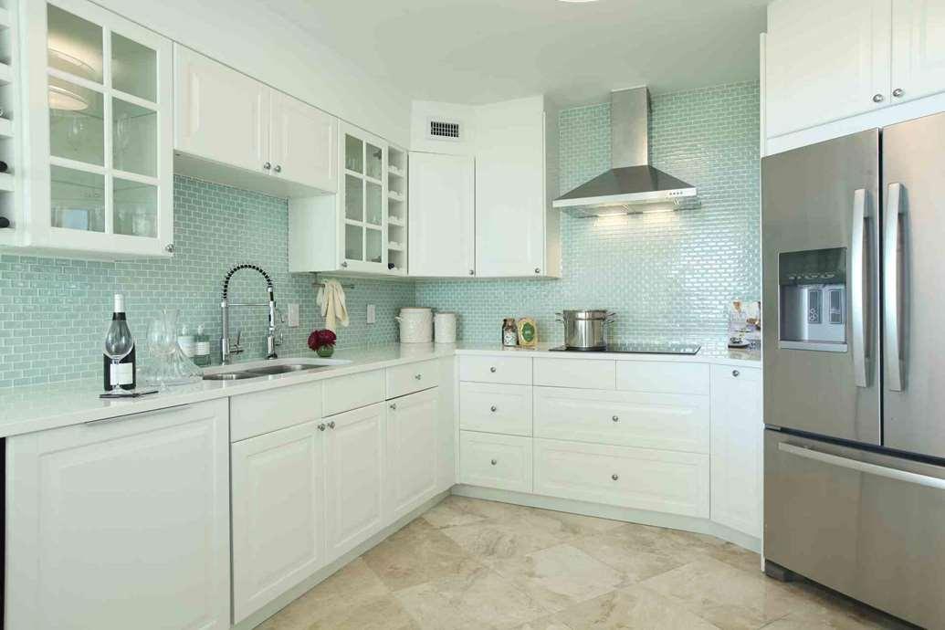 Houzz Com Miami Kitchen Design By Dkor Interiors