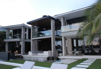 DKOR Interiors Takes On Fort Lauderdale Interior Design - Living Room 6