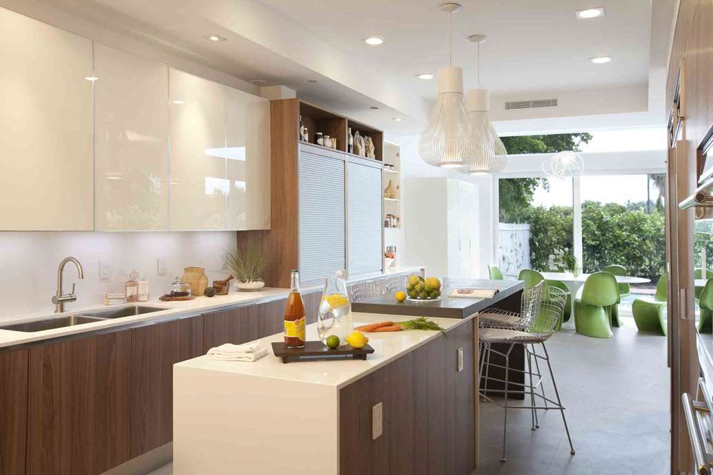 Houzz.com - Miami Kitchen design by DKOR Interiors