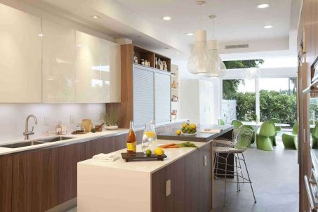 Dkor Interiors Is Featured In Houzz Com For Its Miami Kitchen Design