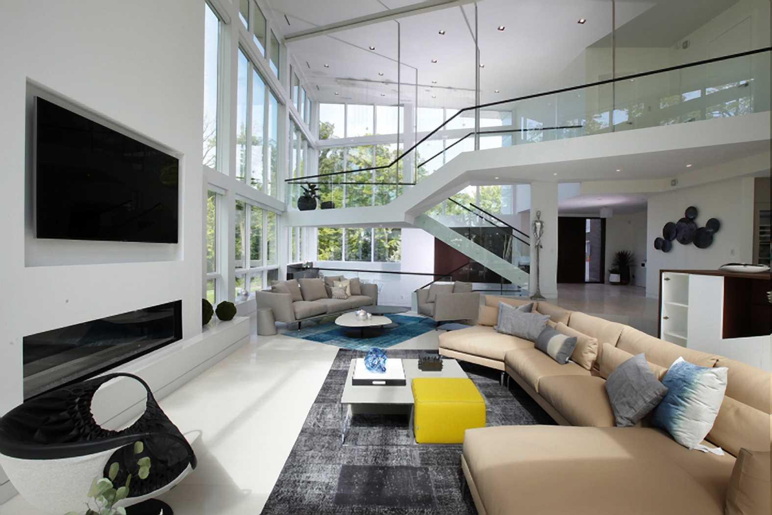 Edge of Modernism - Dkor Interiors