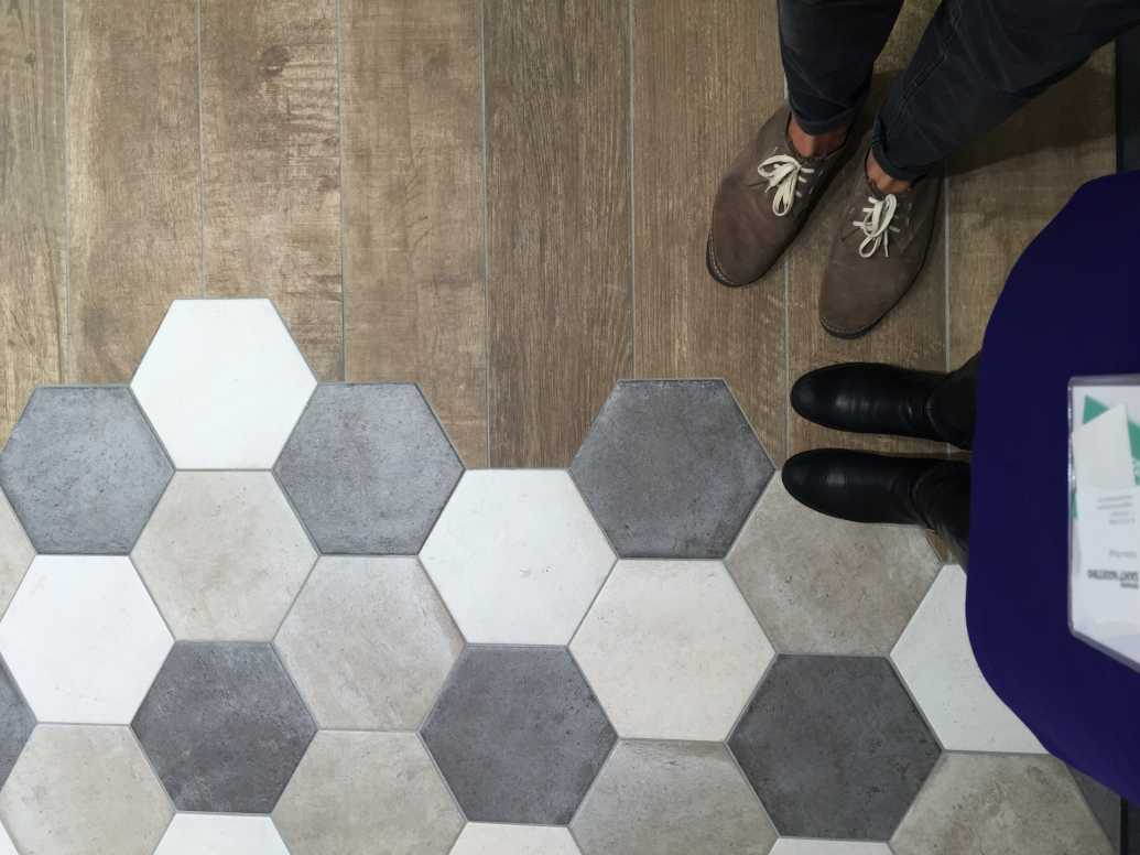 Dkor visits Italy for the 2015 Cersaie International Exhibition