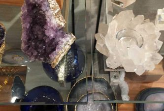 Agate & Crystal Home Decor Accessories Adds BIG WOW Factor 1