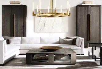 Restoration Modern - Interior Design Inspiration 1
