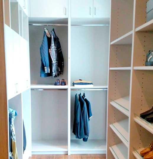 Interior Design Project Closet