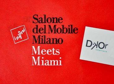 Salone Del Mobile Milano Meets Miami During Art Basel Week