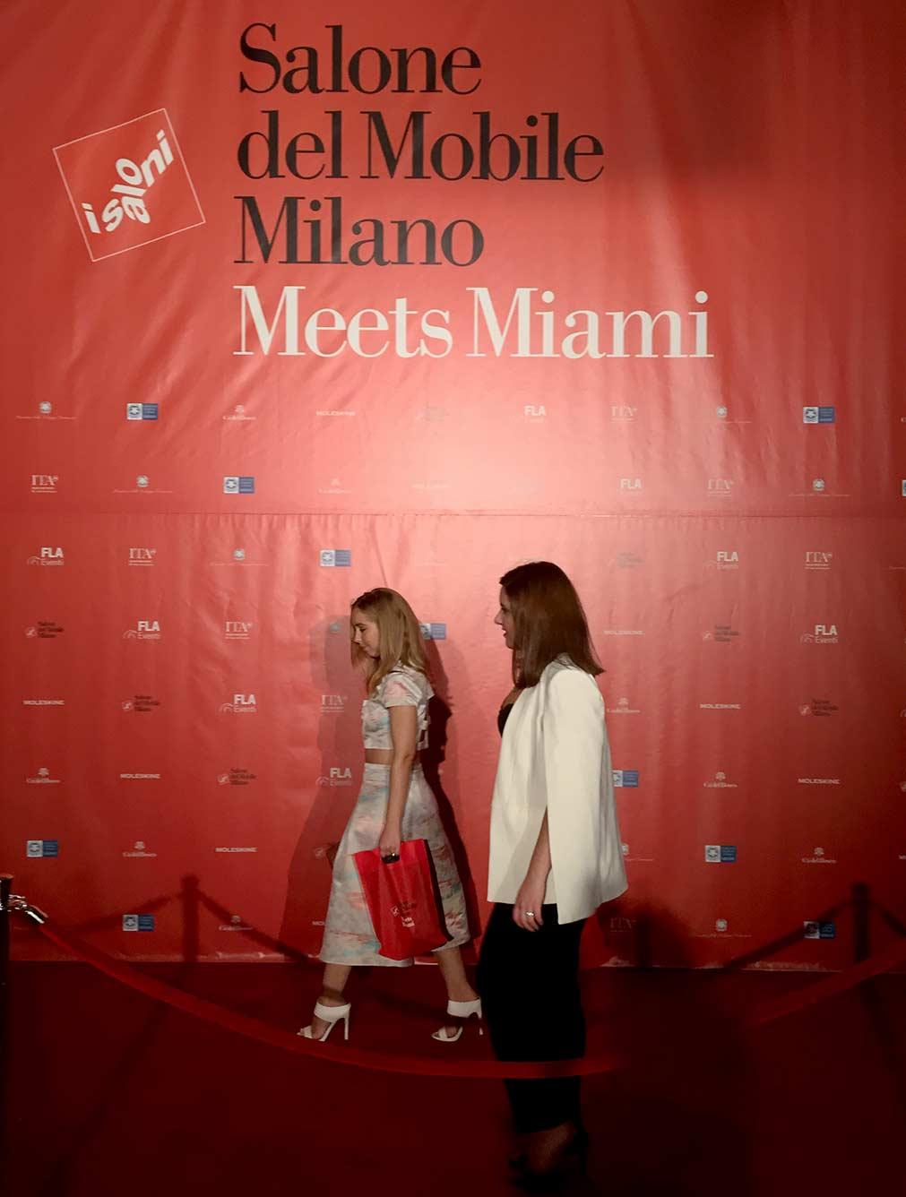Salone del Mobile – Milano Meets Miami