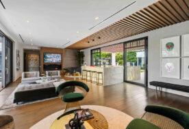 Family Room Design By DkOr