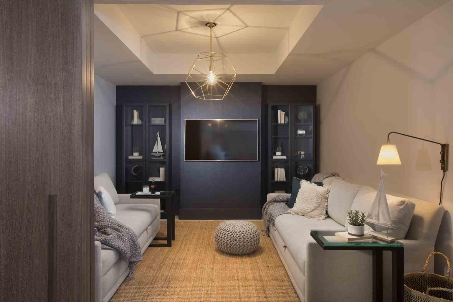 Media Room Ideas Residential Interior Design From Dkor Interiors