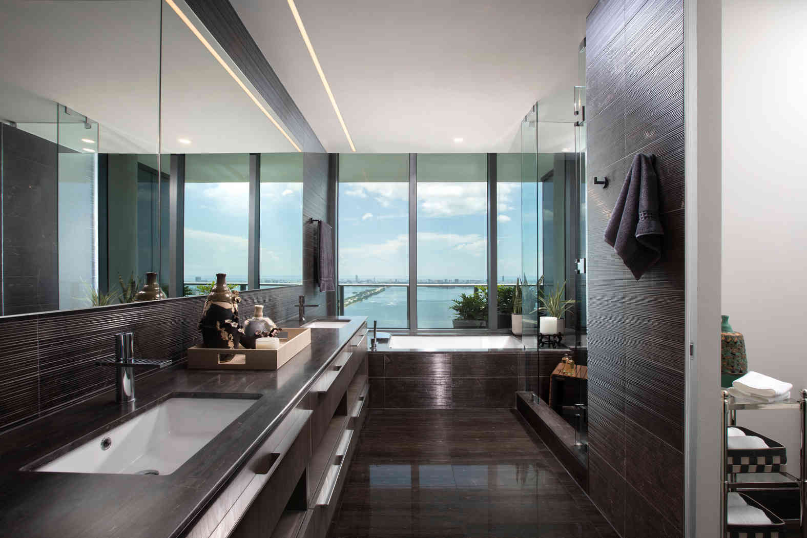 Master Bathroom Ideas Residential Interior Design From Dkor Interiors