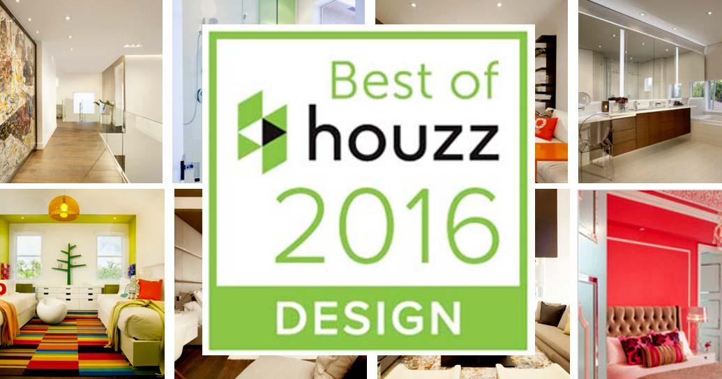 Best Of Houzz 2016 - DKOR Interiors