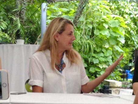 Interior Designers Attending Whitewall & Moroso Breakfast Talk 1