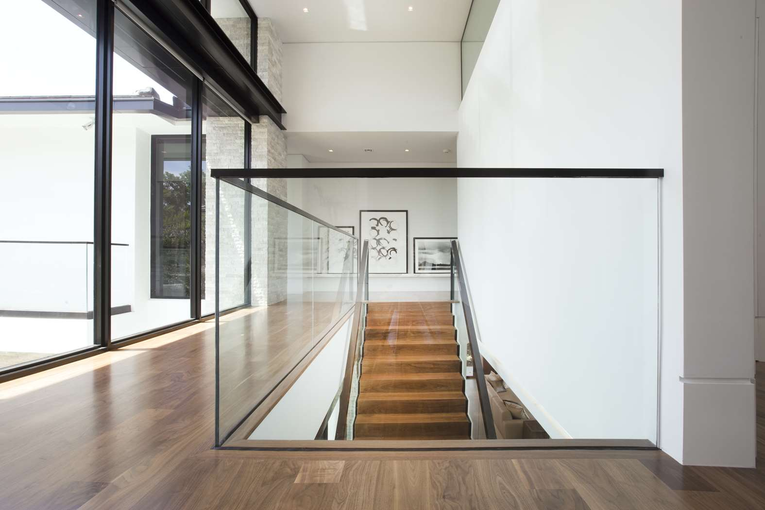 Contemporary Waterfront Elegance - Residential Interior Design From ...
