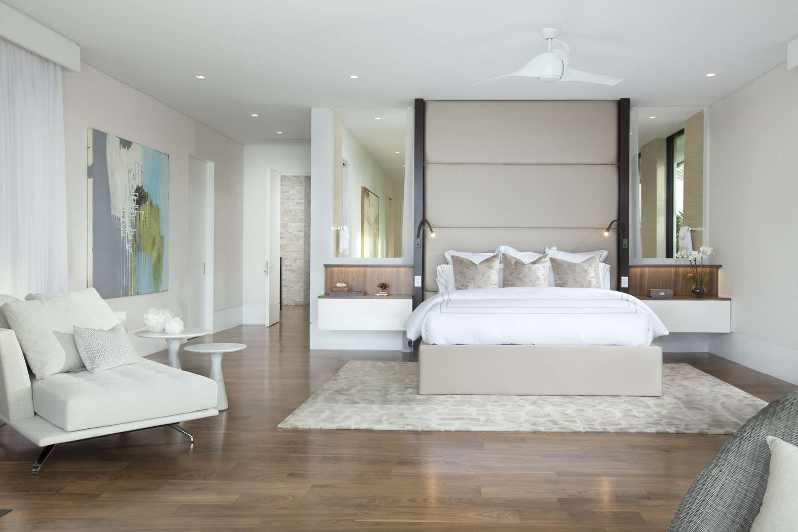 contemporary waterfront elegance residential interior design from