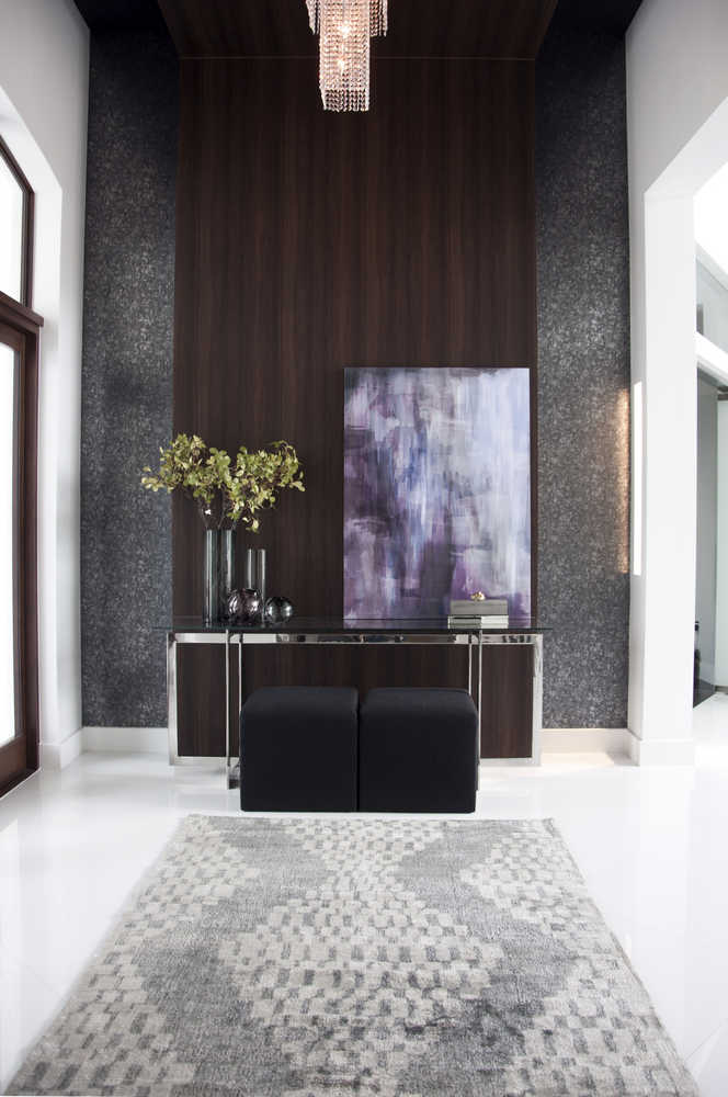 Foyer Design Ideas Residential Interior Design From DKOR Interiors Extraordinary Foyer Interior Design
