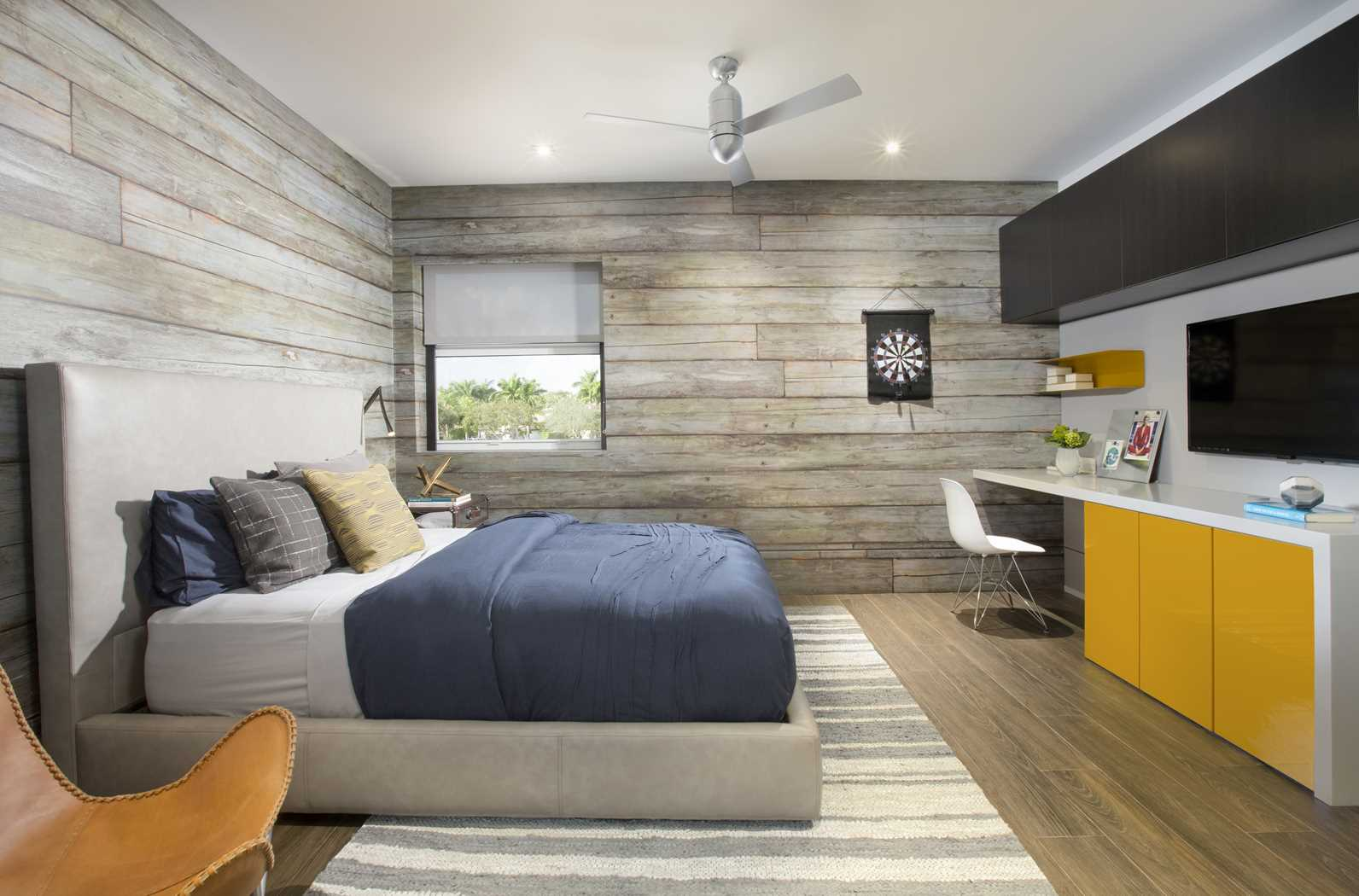 Contemporary Twilight - Residential Interior Design From DKOR Interiors