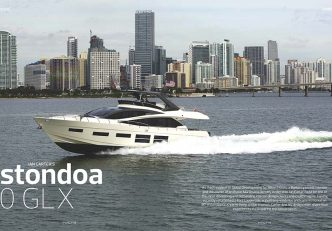 South Florida Interior Design Team And Luxury Yacht Builders, Astondoa Created Luxury Interiors For An International Couple 1
