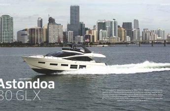 South Florida Interior Design Team And Luxury Yacht Builders, Astondoa Created Luxury Interiors For An International Couple
