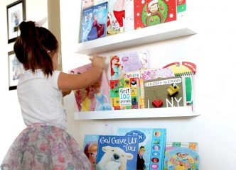 Wall Shelves Solution For Toddler By South Florida Interior Designer 6