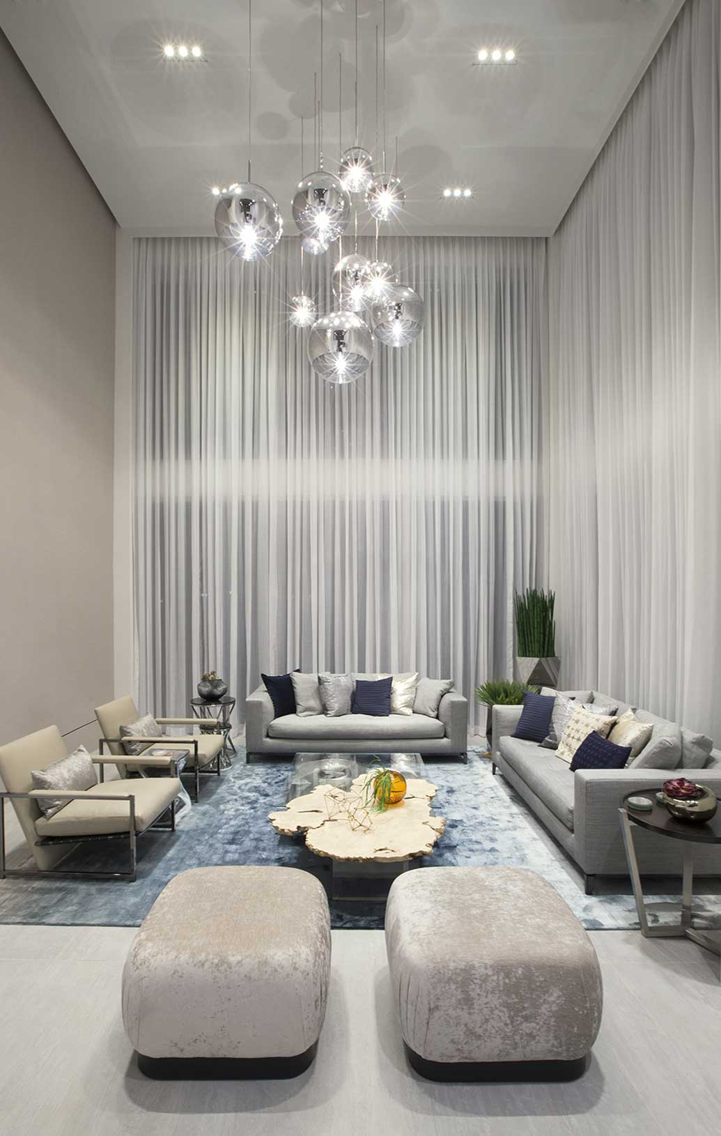 Miami contemporary home by DKOR Interiors