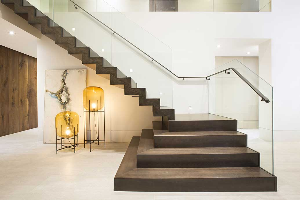 Houzz tour inside a miami contemporary home designed by for Office design houzz