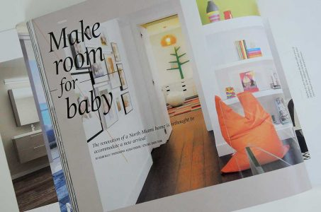 Miami Contemporary Home Featured In South Florida Home Magazine 1