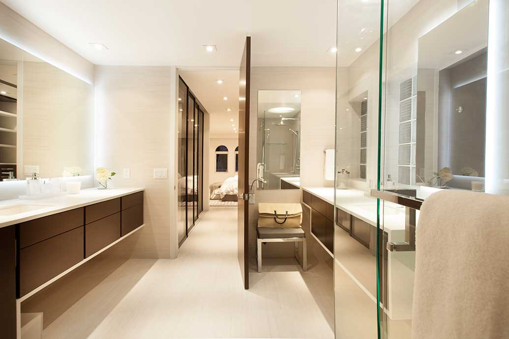 DKOR residential design projects