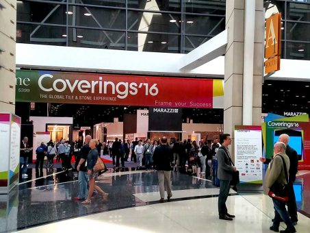 Top Interior Design Trends At Coverings 2016 1