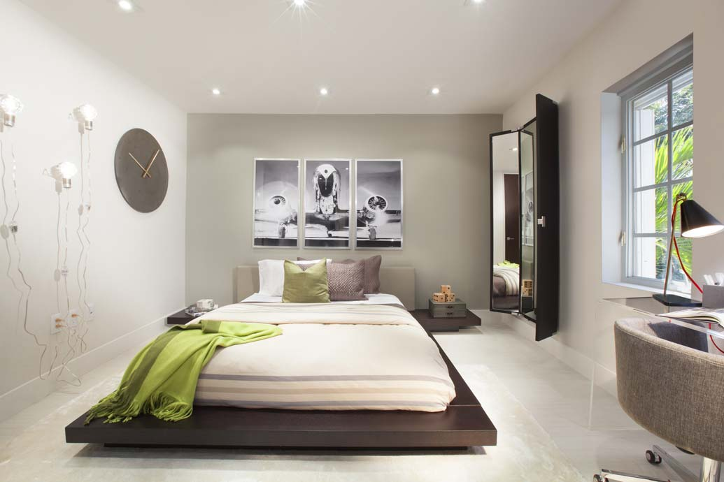 Shop the Look - A Contemporary Moody Home 85