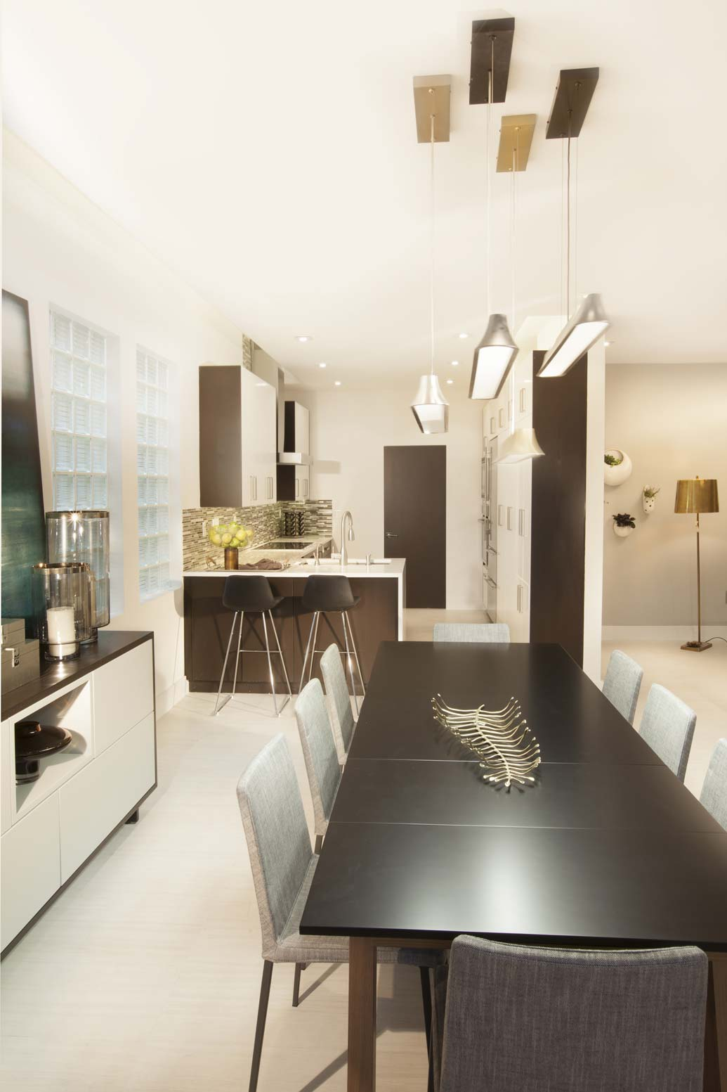 Shop the Look - A Contemporary Moody Home 10