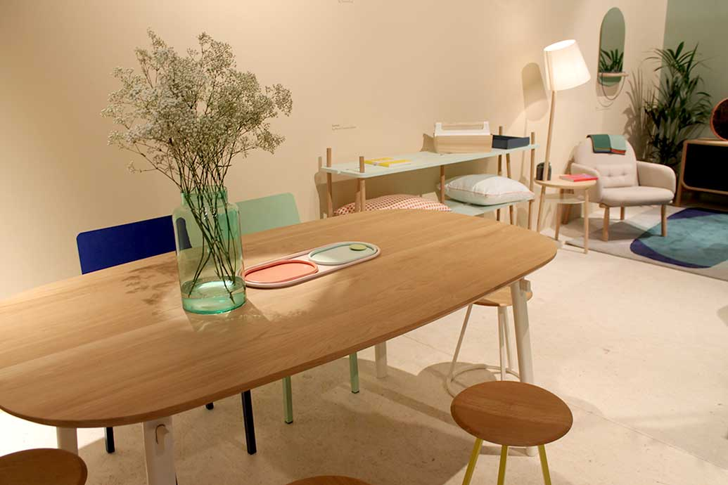 iSaloni 2016 Highlights by Modern interior design firm harto