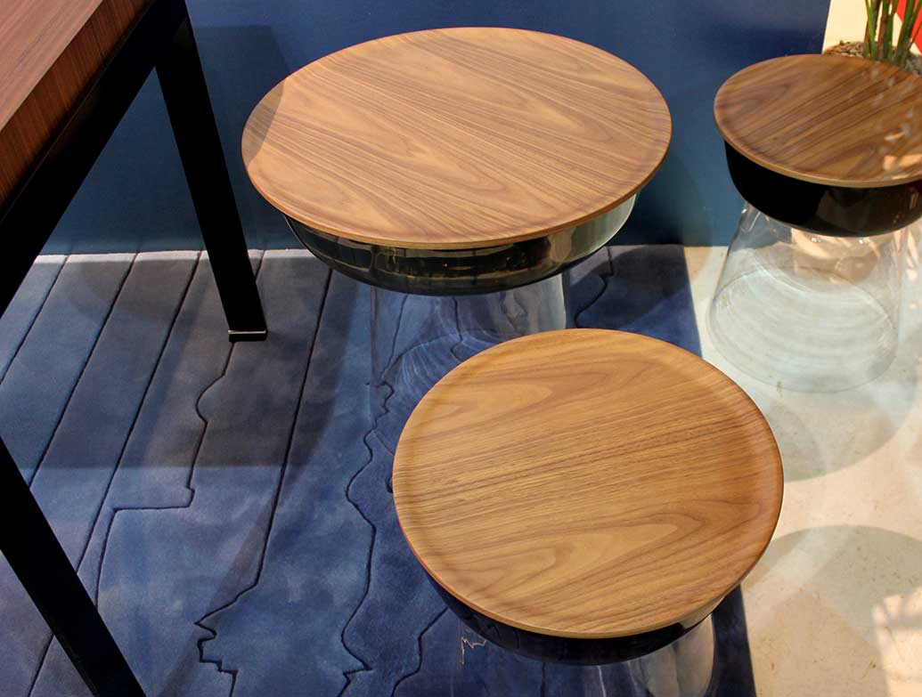 Top Three Modern Side Table Designs From iSaloni 2016 - DKOR Interiors