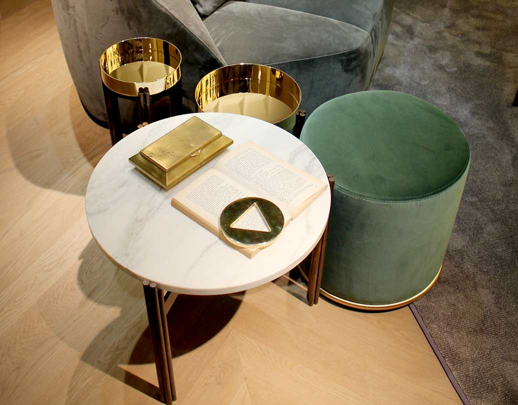 Modern Side Table Designs From Isaloni 2016
