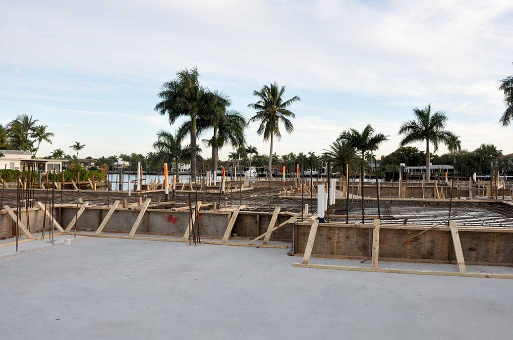 Site Progress on Our Ft. Lauderdale's New Construction Project